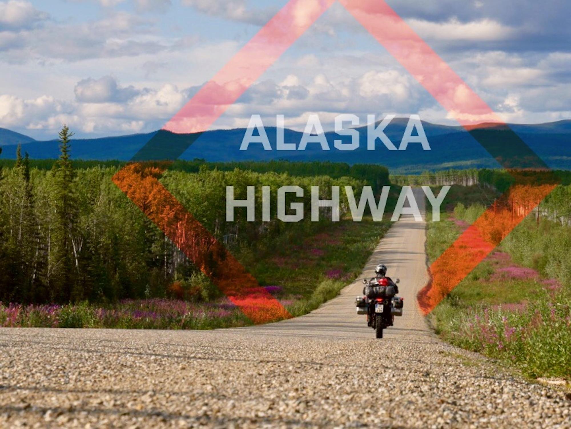 Alaska Highway, Titelbild