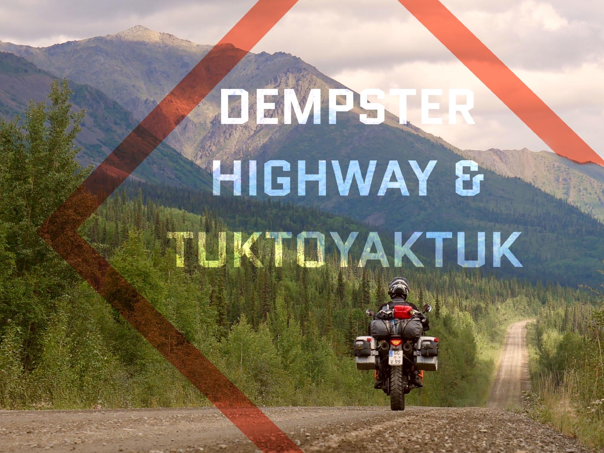 Dempster Highway Titelbild