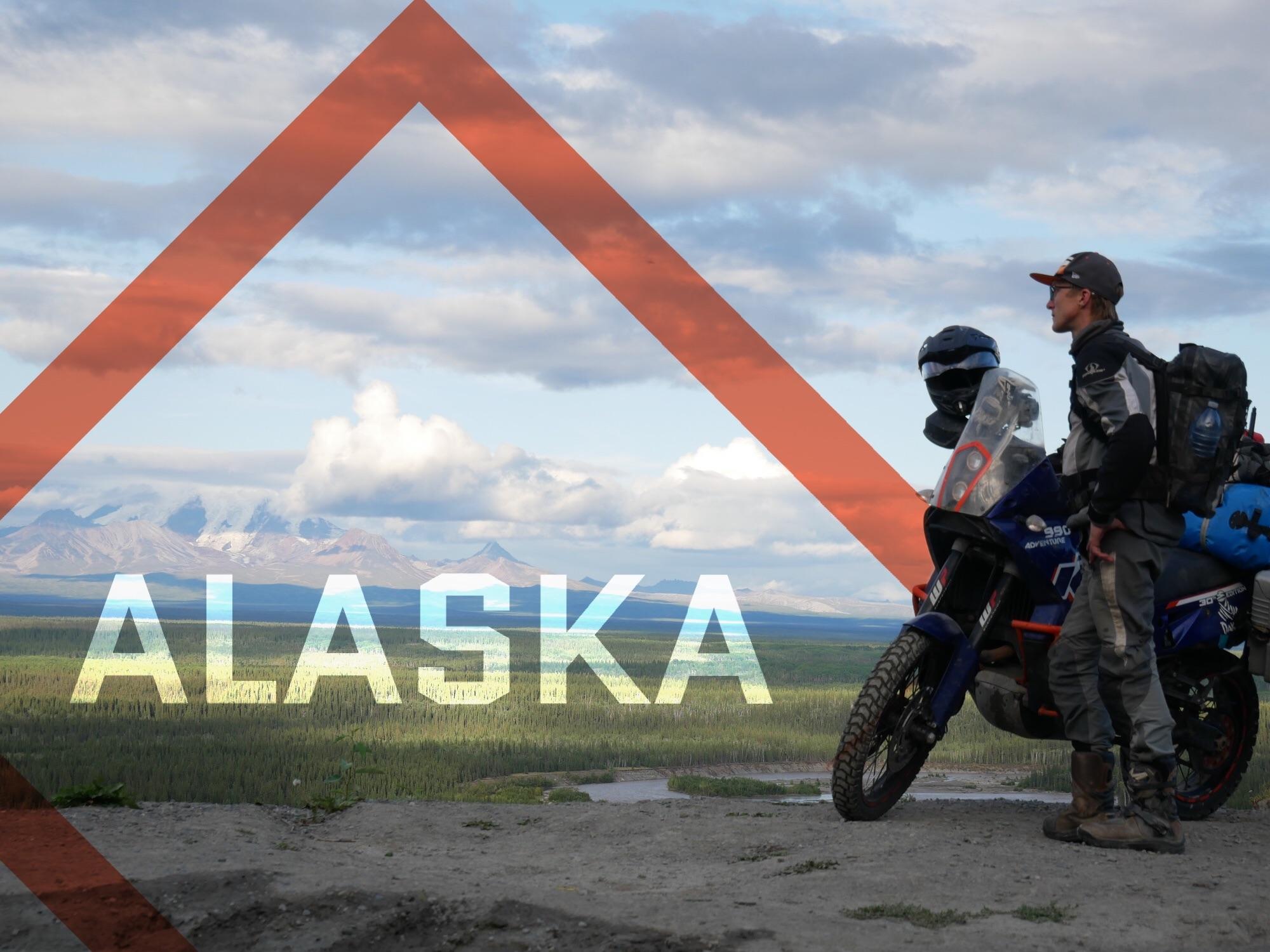 Alaska Titelbild