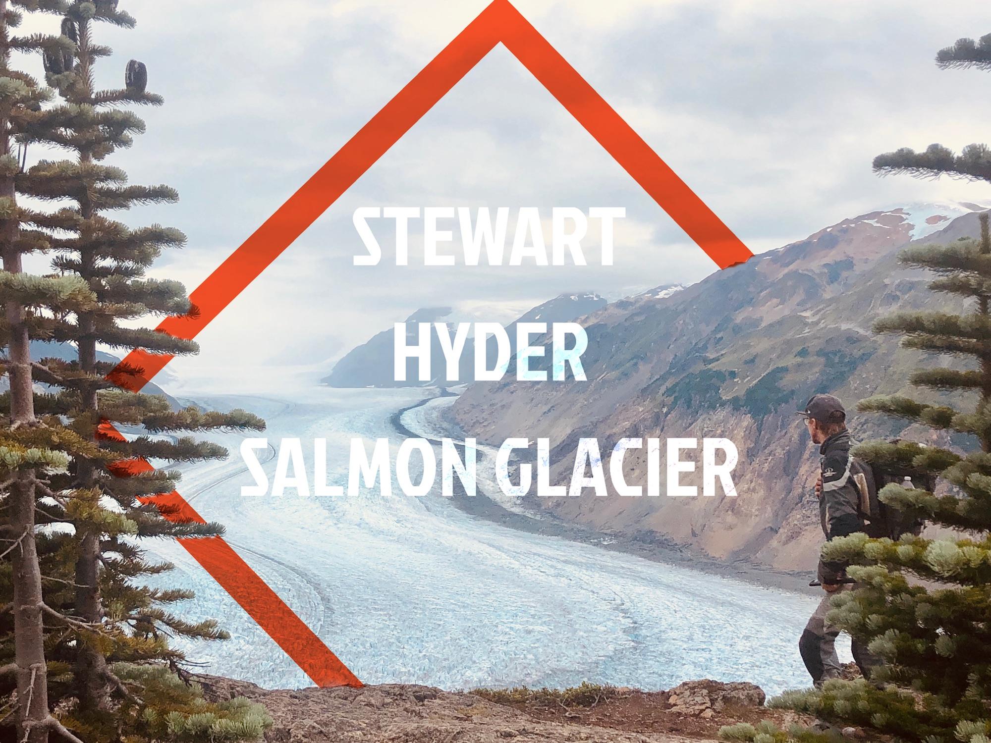 Stewart, Hyder, Salmon Glacier Titelbild
