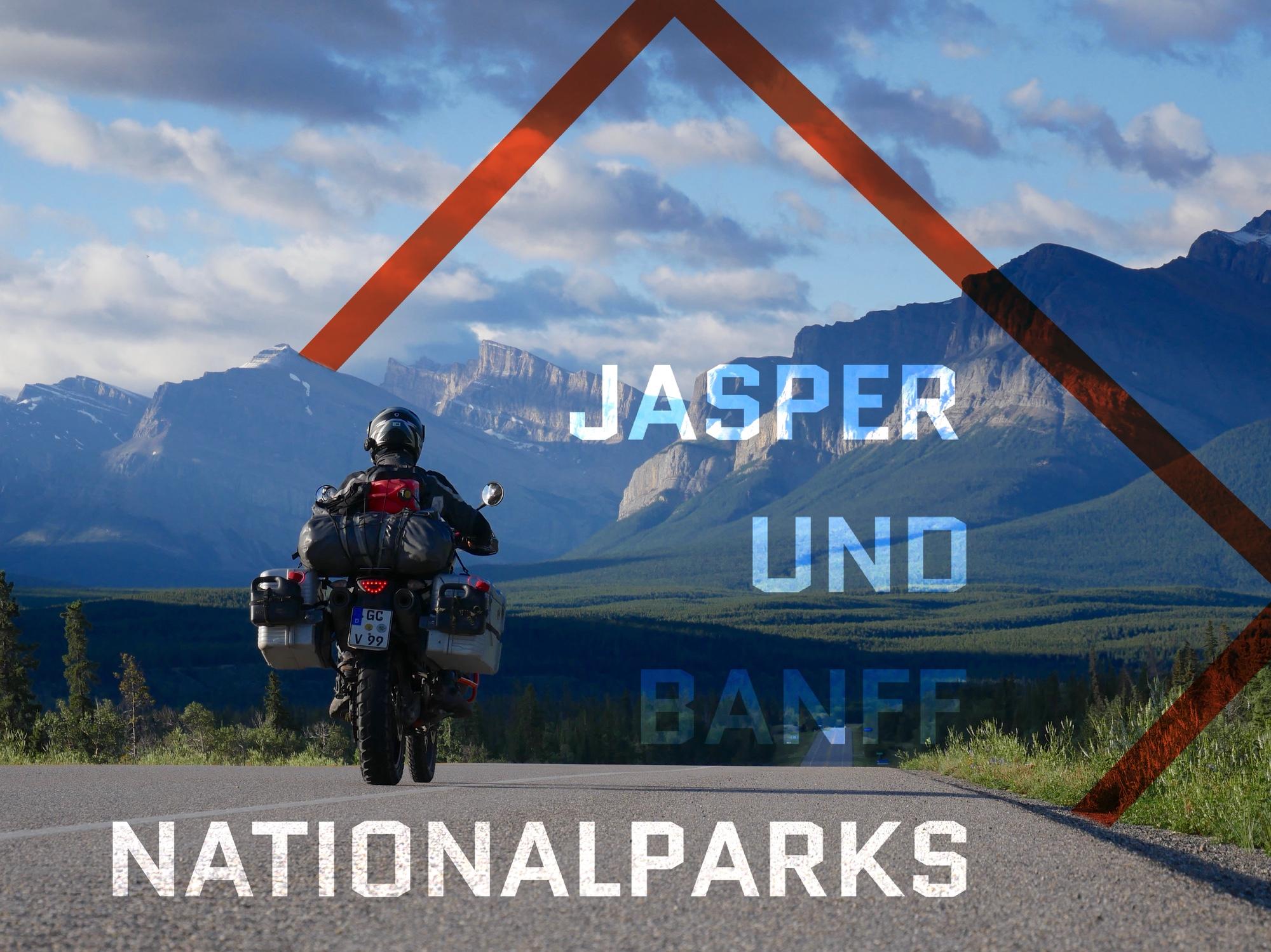 Jasper und Banff Nationalparks, Titelbild