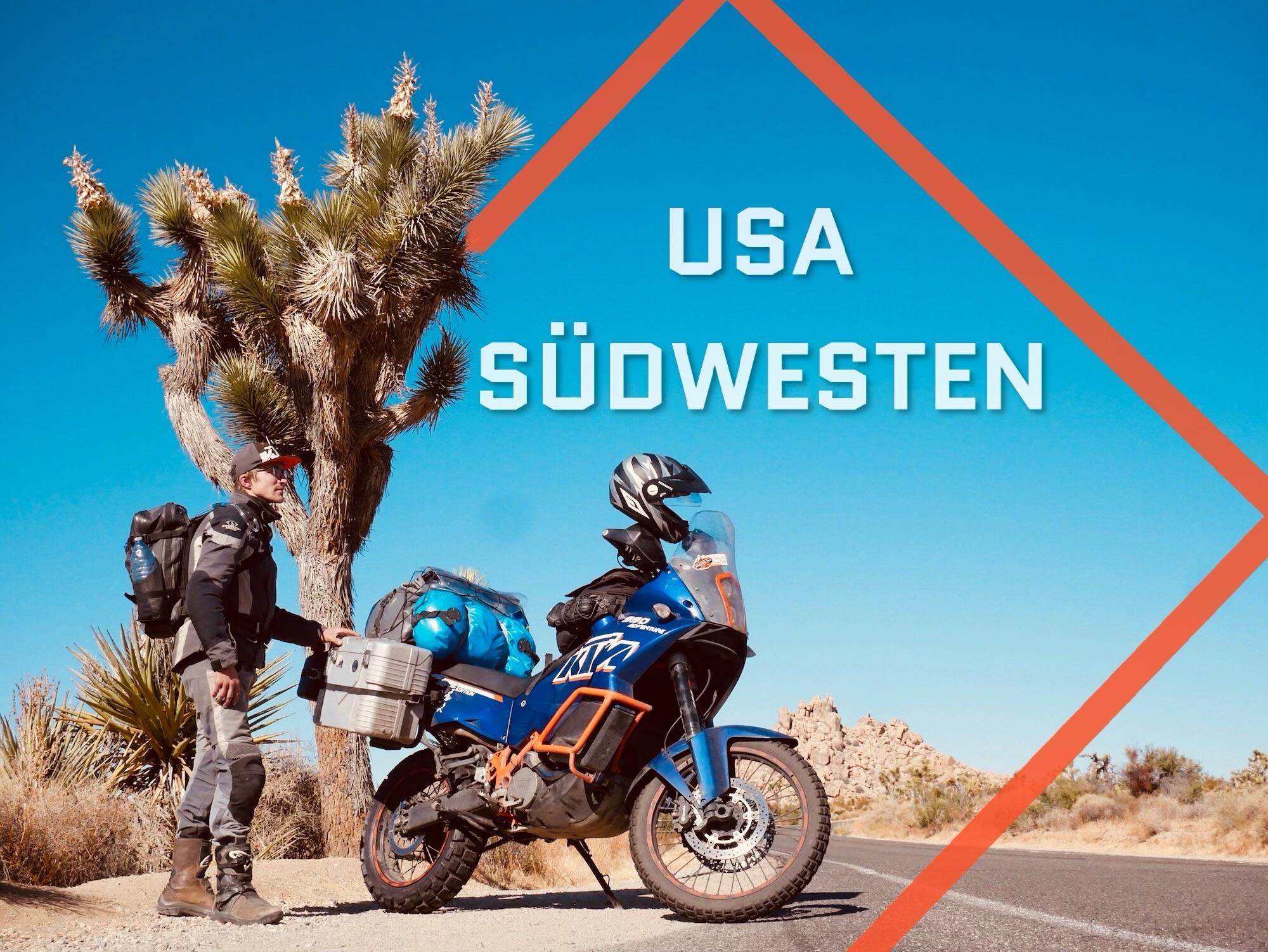 USA Südwesten Titelbild