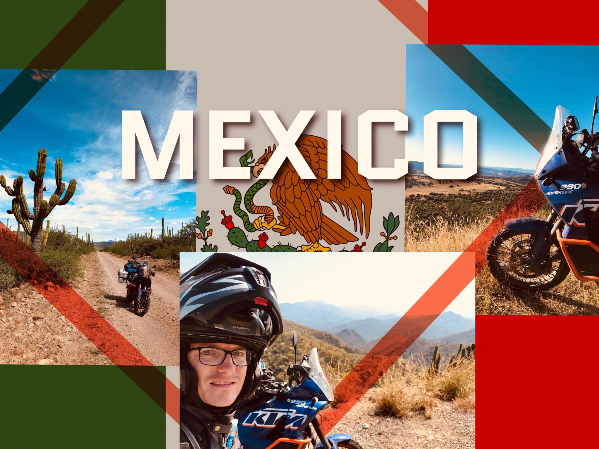 Mexiko Titelbild