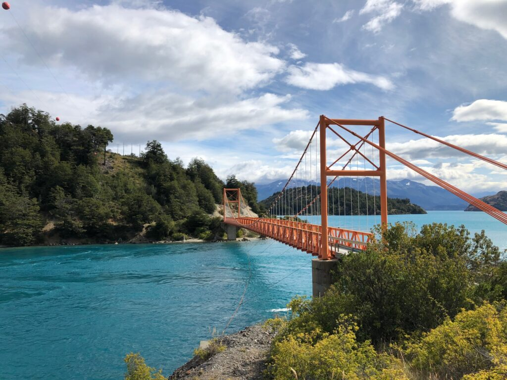 Brücke auf der Carretera Austral