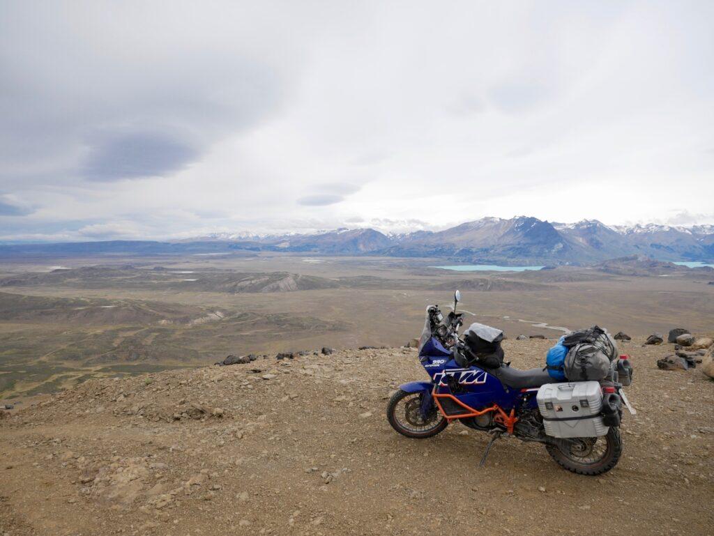Blick in den Perito Moreno Nationalpark