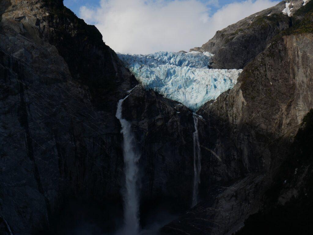 Der Gletscher Queulat